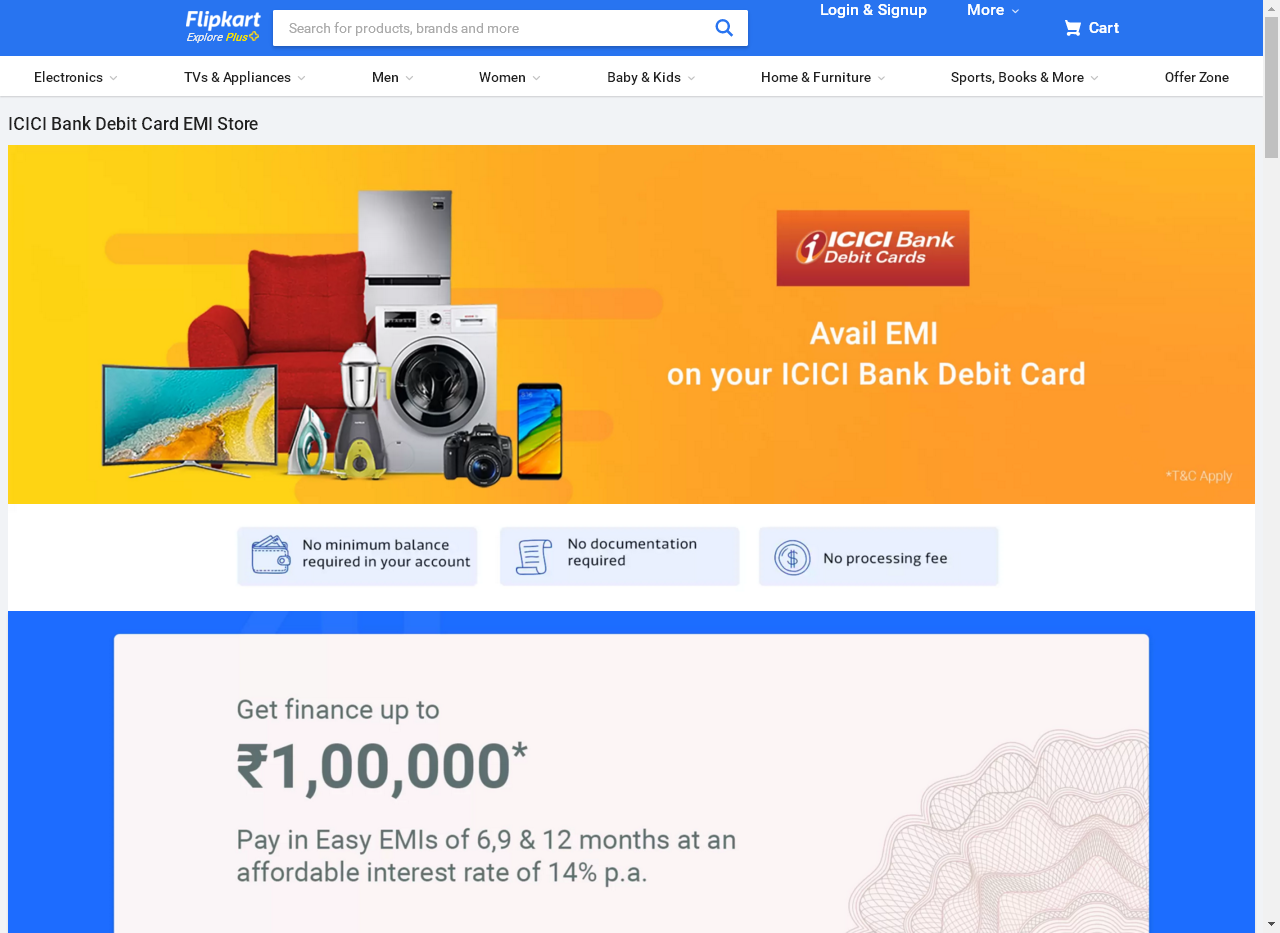 List of Popular Flipkart Cashback Offers & Coupons 12222 :