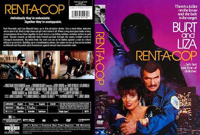 Cover, dvd, caratula: Rent-a-Cop ( Chicago en rojo ) | 1987 | Rent-a-Cop