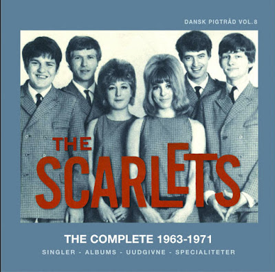 The Scarlets - The Complete 1963-1971