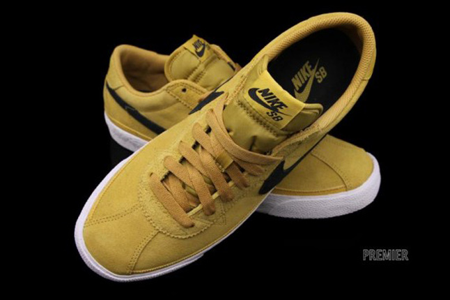 3c5e0bfd3366 casual ghosts  Nike SB Bruin (Golden Straw)
