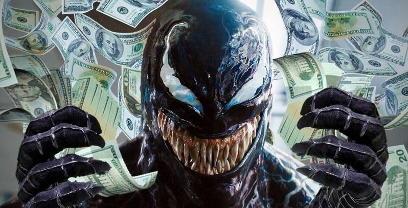 Venom è stato un grande successo al box office