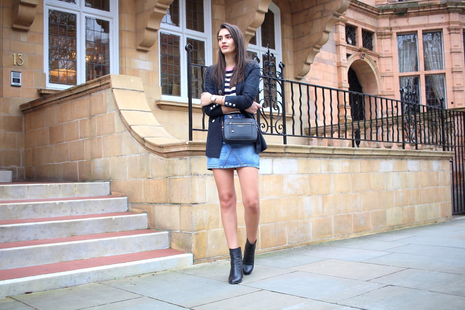 spring style peexo fashion blogger