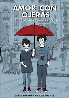 """""""Amor con ojeras"""", de La Psicomami"""