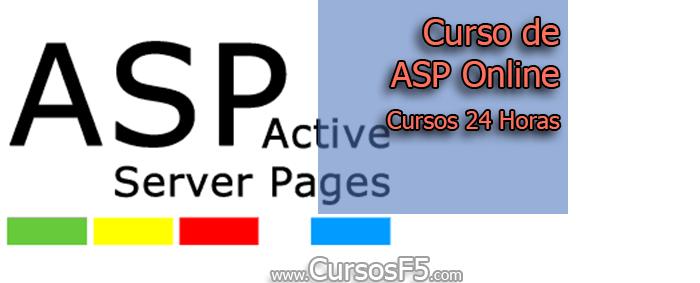 Curso de ASP Online - Cursos 24 Horas