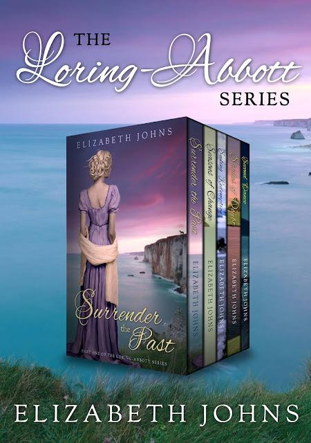 The Loring-Abbott Series Box Set: A Collection of Regency Romances  by Elizabeth Johns
