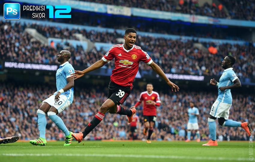 Prediksi Manchester United vs Manchester City 10 September 2016