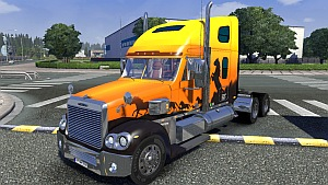 Freightliner Coronado version 1.0