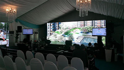 Công ty cung cấp màn hình led p2 indoor tại quận 10