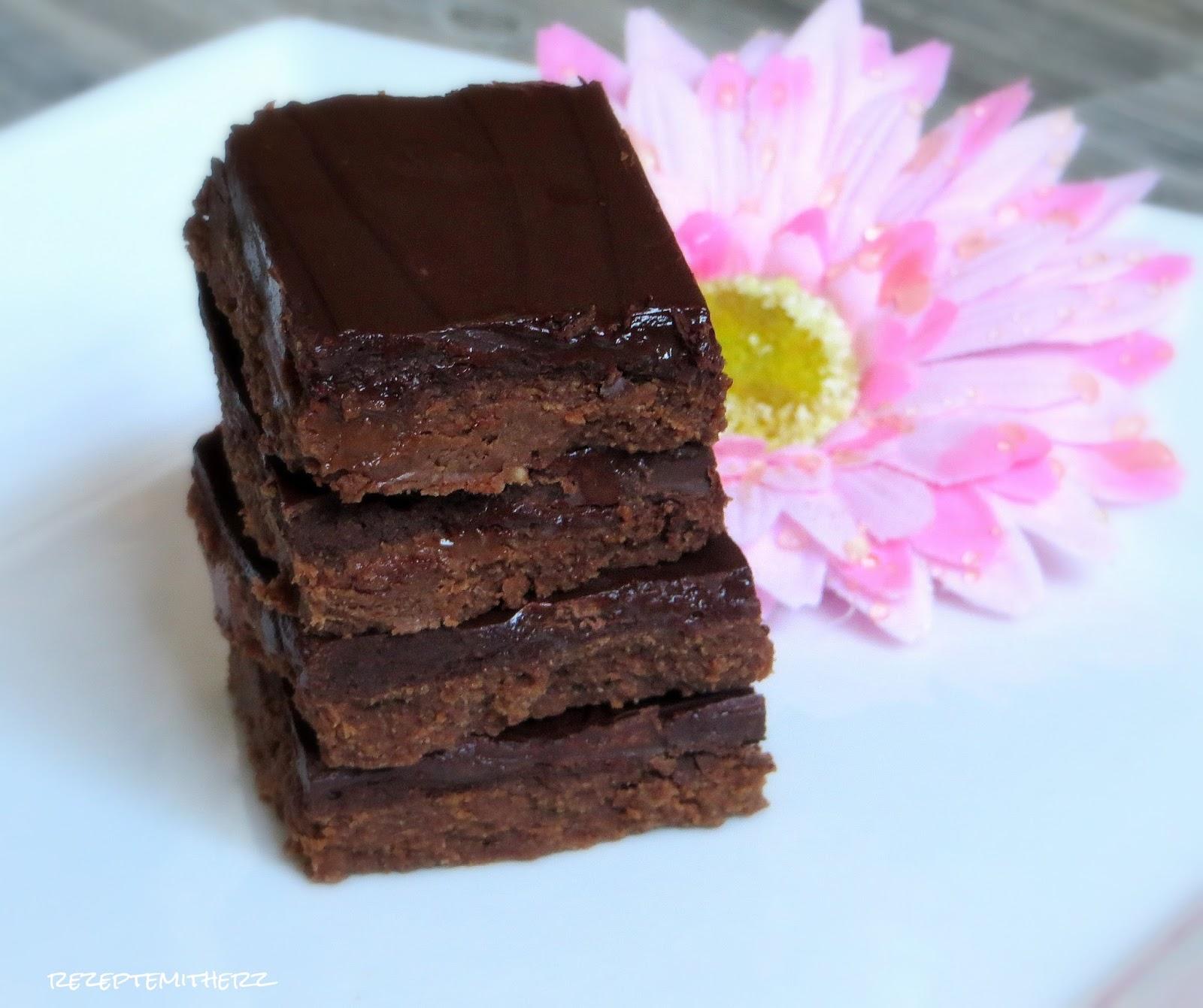 No Bake Nutella Bars
