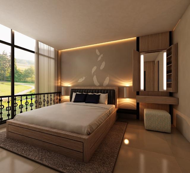 Tips Mengaplikasikan Desain Interior Kamar Tidur Minimalis