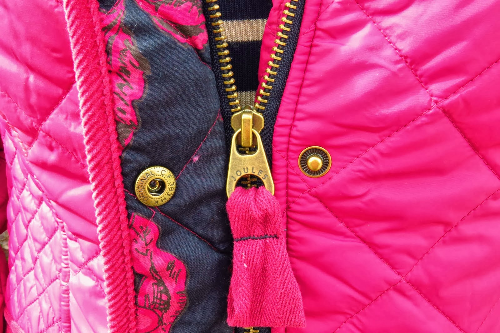 Aunie Sauce The Quilted Jacket