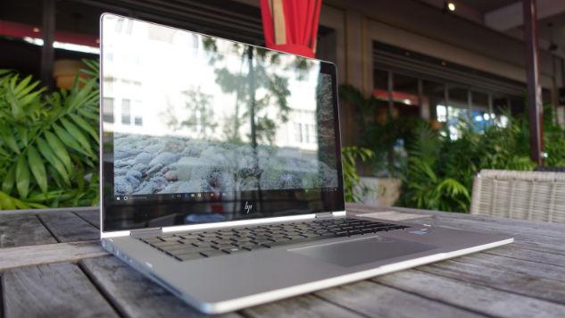 Laptop HP Terbaru Kelas Elite