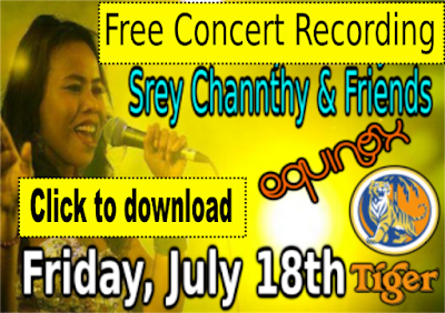 Free mp3 download poster Srey Channthy