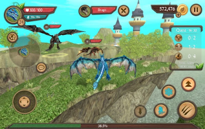 Dragon Sim Online Be A Dragon Mod Apk Mod Money/Unlocked