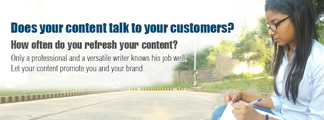 Importance of Content writer