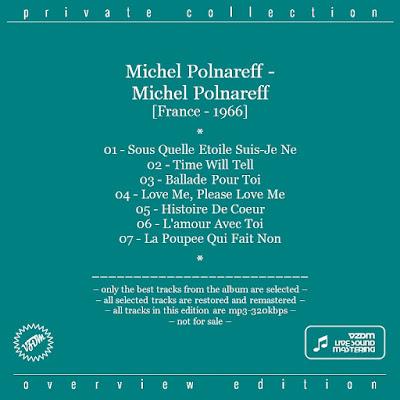 Michel Polnareff - Michel Polnareff (1966)
