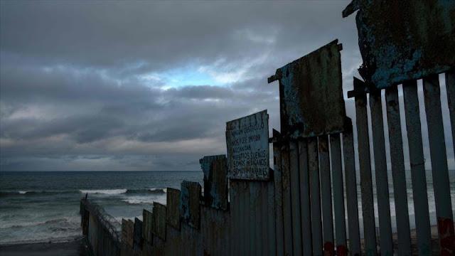 Trump: construiremos un muro humano si es necesario