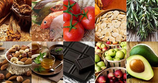 أغذية صحية للجسم وتساعد على الاسترخاء وتقلل التوتر