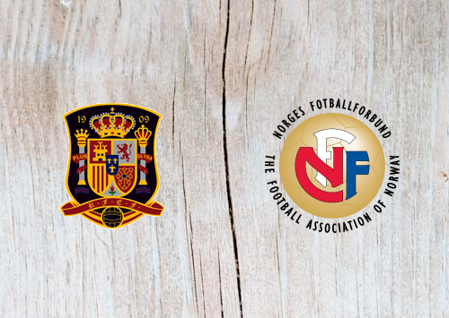 Spain vs Norway Full Match & Highlights 23 March 2019