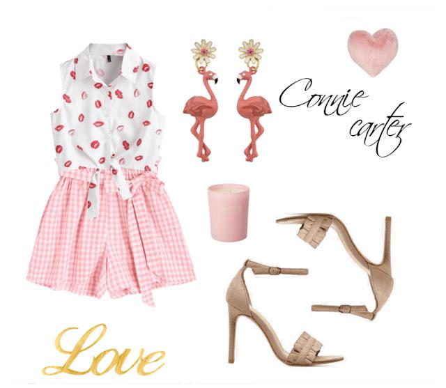 Ideas vestir San Valentín