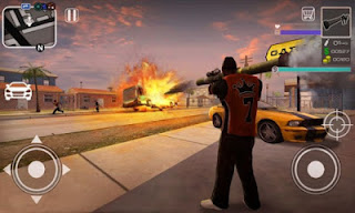 San Andreas Straight 2 Comton v2.2 Apk Mod (Offline & Unlimited Money)