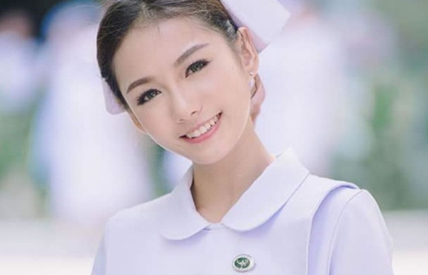 IDENTITI SEBENAR Gadis Yang Digelar Jururawat Paling Cantik & Popular Di Thailand Terbongkar!