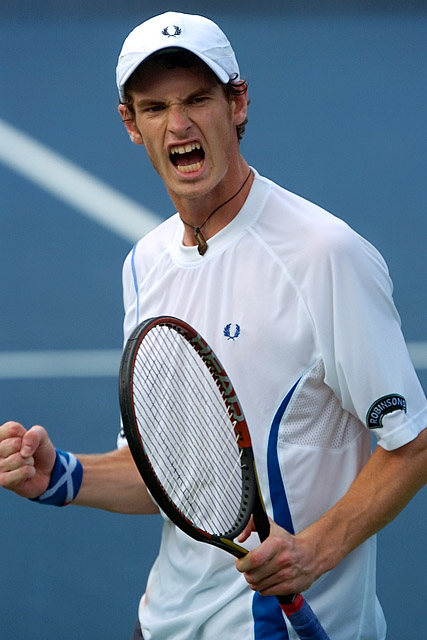 Best Celebrity: Andy Murray Tennis Player  Murray