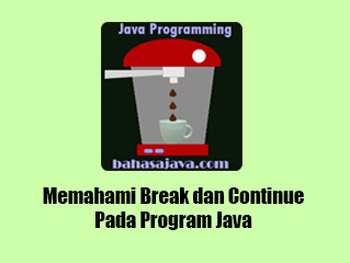 break-continue-Java
