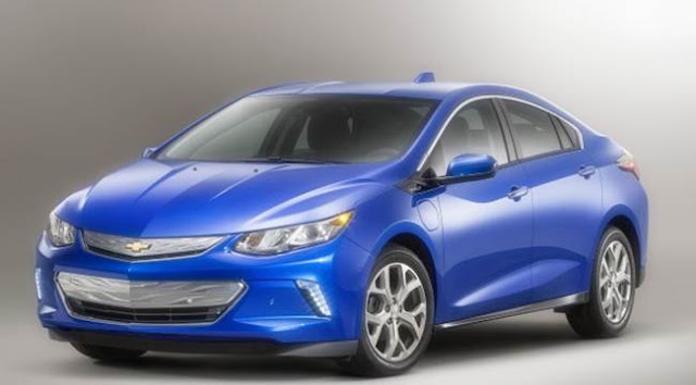Chevy Volt 2019 Changes, Release Date, Price