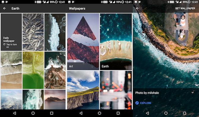 Aplicaciones para Android de Google que nunca has escuchado