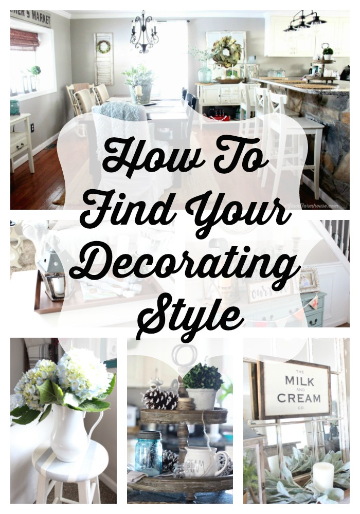 How To Find Your Decorating Style The Glam Farmhouse