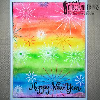 Happy New Year sq - photo by Deborah Frings - Deborah's Gems