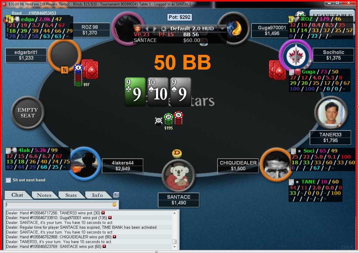 Seneca casino salamanca poker room