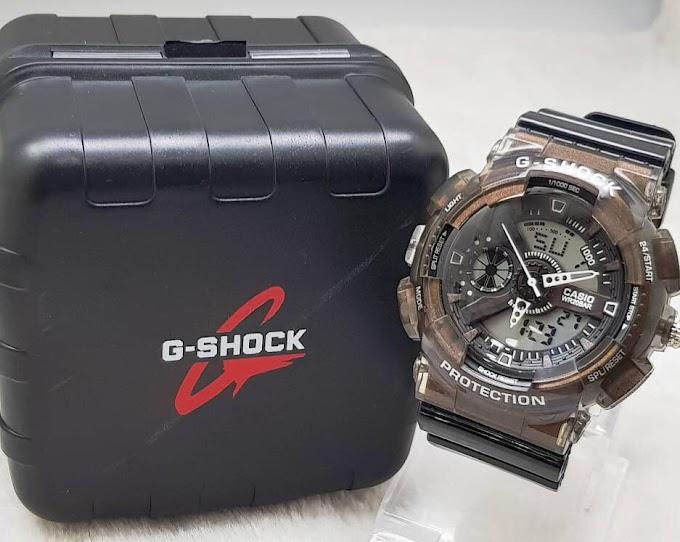 G-Shock Dual Times Edition