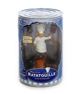 pixar ratatouille disney store figures 2007 skinner