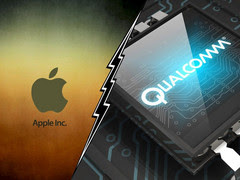 Qualcomm sues apple