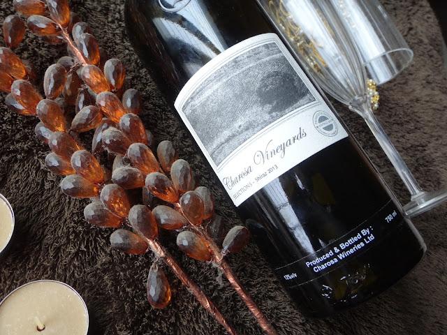 Wine Review: Charosa Vineyards Shiraz 2013