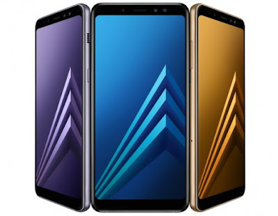 Samsung Galaxy A8 (2018) Specifications - Inetversal