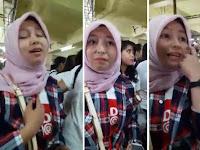 Gadis Ahok Berjilbab Dites Rukun Islam dan Rukun Iman, Ini Jawabannya