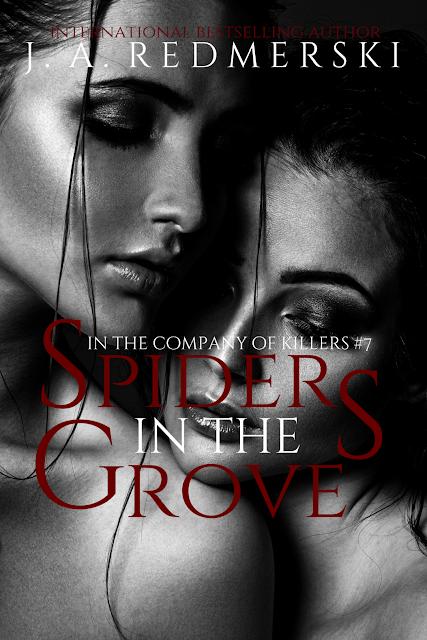 """Resultado de imagen para Portada oficial de """"Spiders in the grove"""