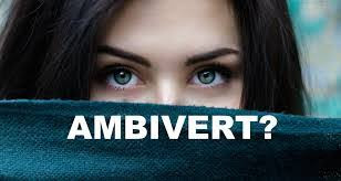 Apa Itu istilah kata AMBIVERT dan Bagaimana Ciri-Ciri Seorang yang Ambivert