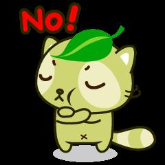 Sticker Lucu Dengan Kata Kata No no no