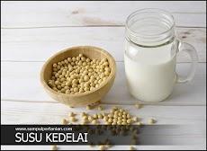 Manfaat dan Efek Samping dari Susu Kedelai yang perlu diketahui