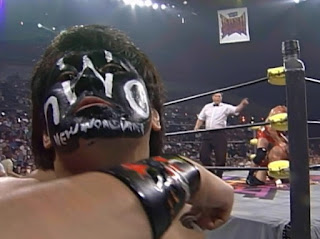 WCW Bash at the Beach 1997 - The Great Muta & Masa Chono vs. The Steiner Brothers