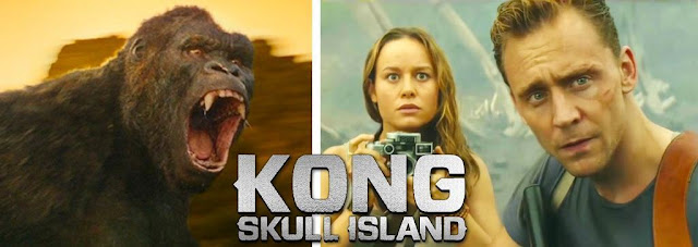 Trailer - Kong Ilha da Caveira