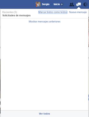 Facebook, Facebook messenger, Redes Sociales, Social Media, mensajes,