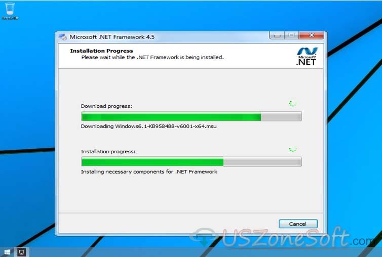 Download Microsoft Dot NET Framework 4.5 Offline Installer For ...