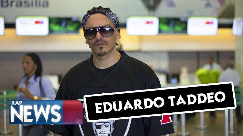 Em Entrevista para o Rap News Eduardo Taddeo se Posiciona Contra Impeachment de Dilma