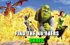 Find the Numbers Shrek