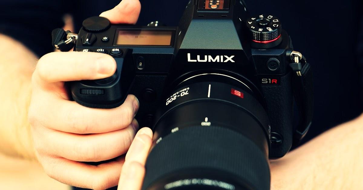 مراجعة للكاميرا الرقمية الجديدة Panasonic Lumix S1R